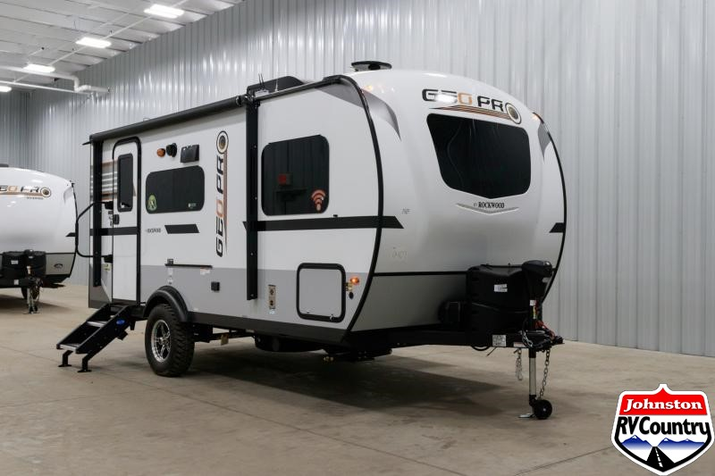2021 FOREST RIVER GEO PRO 19 FBS